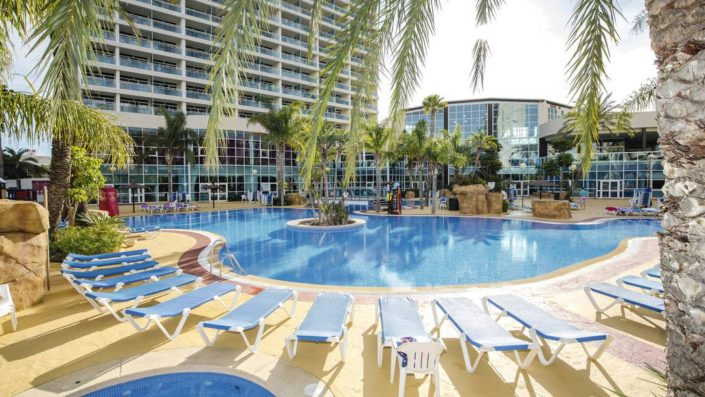 Cheap Holidays to Flamingo Oasis Hotel