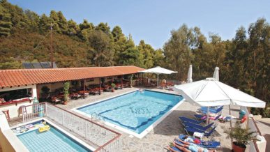 Cheap Holidays to Hermes Apartments