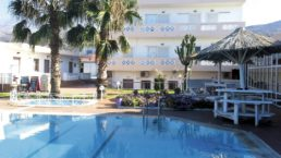 Cheap Holidays to Icandy Fanourakis Apartments