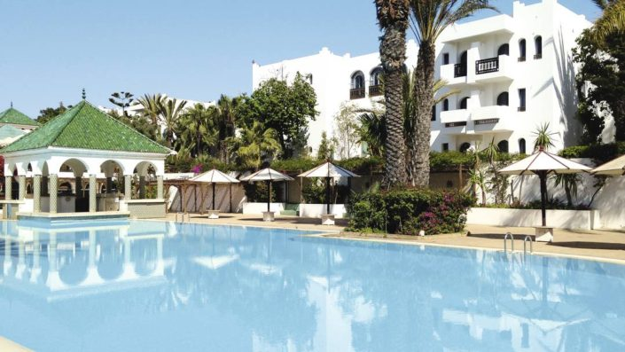 Cheap Holidays to Les Jardins D'agadir