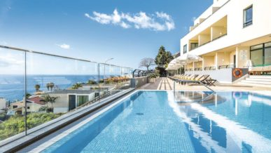 Cheap Holidays to Madeira Panoramico Hotel