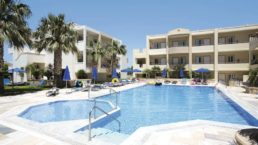 Cheap Holidays to Mythos Apartments