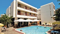 Cheap Holidays to Poseidon Hotel & Apartments