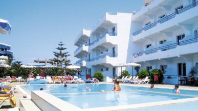 Cheap Holidays to Rodos Sun