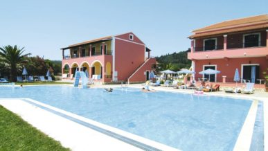 Cheap Holidays to Spiros Apartments