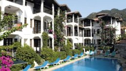 Cheap Holidays to Turgay Apartments