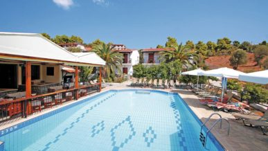 Cheap Holidays to Villa Rosa Apartments