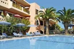 Cheap Holidays to Aristea Hotel And Apartments